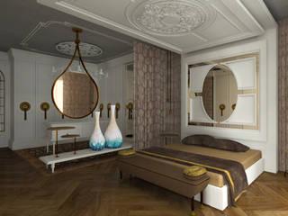 Bedroom by Gümüşcü Mimarlık
