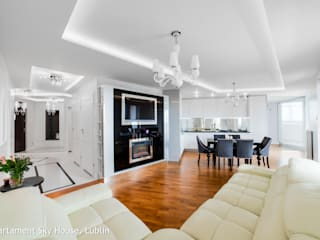 Living room by Auraprojekt, Classic