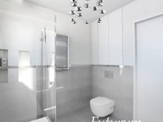 Łazienka nowoczesna od Futurum Architecture