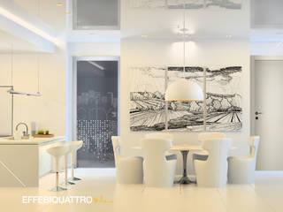AMBIENTAZIONI Finestre & Porte in stile moderno di Effebiquattro S.p.A. Moderno
