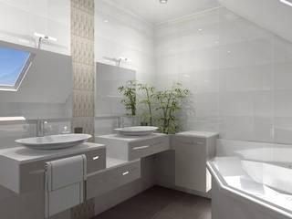 Aménagement de salle de bain par Art du Temps