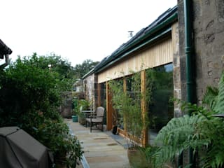 Refurbishment & extension Inverness: country Kitchen by Matheson Mackenzie Ross Architects