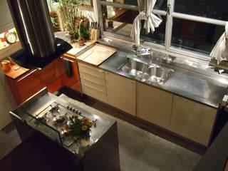 Casa Ve Cucina in stile industriale di Studiopp8 Industrial