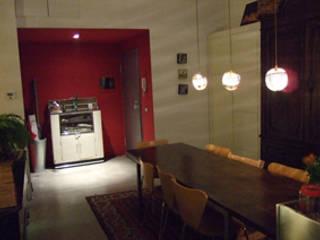Industriële gangen, hallen & trappenhuizen van Studiopp8 Industrieel