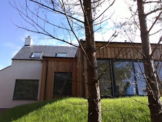 New House in Ullapool: modern Houses by Matheson Mackenzie Ross Architects