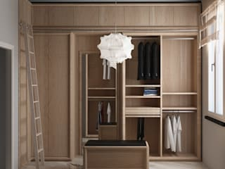 design WOOD BedroomWardrobes & closets