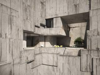 Apartment Carrara Steinbruch von bloomimages GmbH
