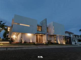 San José del Tajo Casas modernas de 2M Arquitectura Moderno