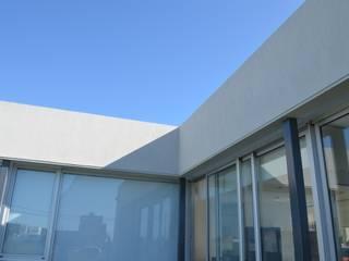 Casa 460: Casas de estilo minimalista por reimersrisso