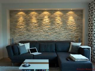 Ruang Keluarga by Rimini Baustoffe GmbH