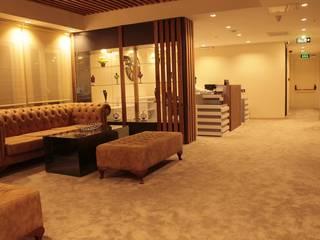 Hoteles de estilo  por 50GR Mimarlık, Moderno