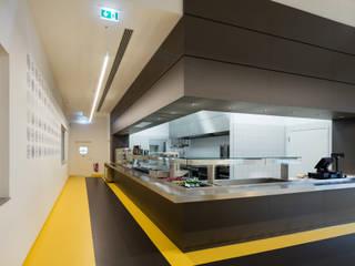 MTU KANTINE LUDWIGSFELDE:  Gastronomie von REICHWALDSCHULTZ Berlin