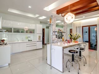 Minimalist kitchen by Design Spirits Minimalist