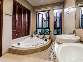 Phòng tắm theo Design Spirits, Tối giản