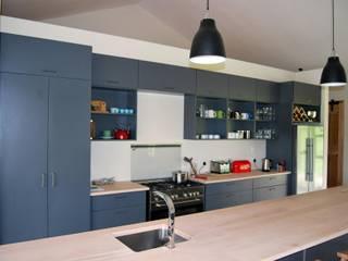 Capital Kitchens cc Cocinas de estilo moderno