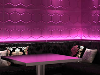 Twinx Interiors Modern bars & clubs
