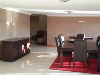 Oficinas y comercios de estilo moderno de Twinx Interiors Moderno