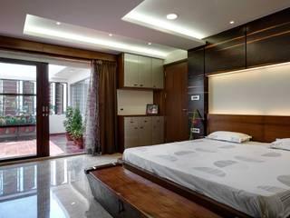 Masterbedroom:  Bedroom by Cubism