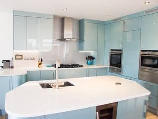 Customer S Modern Kitchen by Kitchen Living Modern