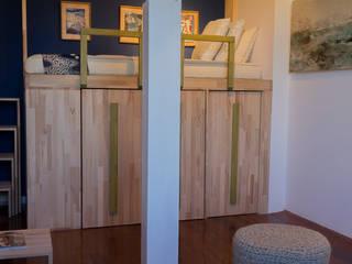 Moderne Schlafzimmer von Kalaspy Modern