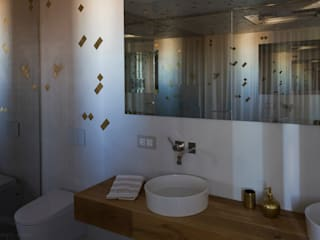 Modern Bathroom by Kalaspy Modern