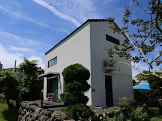 별아도 모던스타일 주택 by 아키제주 건축사사무소 모던