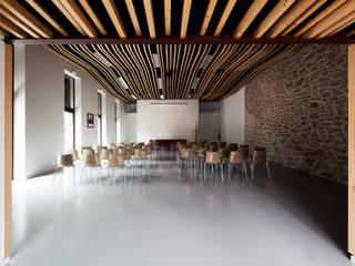 Restructuration de la Salle des Mariages et du conseil municipal et parvis de la mairie de Jacou NBJ Architectes