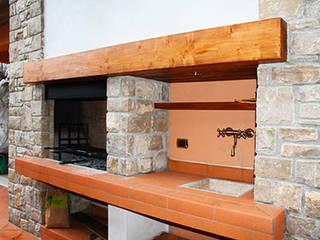 Balcones y terrazas de estilo clásico de Bianchetti Clásico