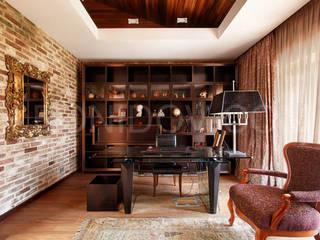 Forester House:  в . Автор – Архитектурное бюро Романа Леонидова,