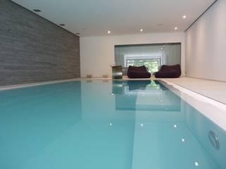 Indoor Pool mussler gesamtplan gmbh Moderne Pools