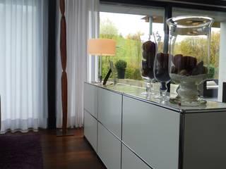 Haus M mussler gesamtplan gmbh Moderne Wohnzimmer