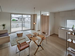 CLAIR KORAKUEN: toki Architect design officeが手掛けたダイニングです。