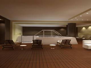 SPA: Hotéis  por ARTEQUITECTOS,Moderno