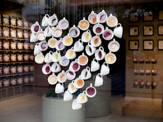 eclectic  by Martyseguido diseño interiorismo, Eclectic