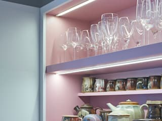 Cocinas de estilo  de Finch London Ltd, Moderno