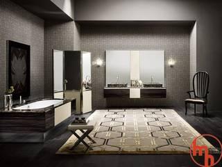 Modern Home BathroomSeating