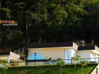 Residência VR Casas modernas por Martin.Perham Arquitetura Moderno