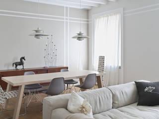 Fabio Azzolina Architetto ห้องนั่งเล่น