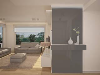 Appartamento, Varese - work in progress Ingresso, Corridoio & Scale in stile moderno di Silvana Barbato Moderno