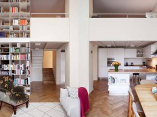 Cocinas modernas de Fabio Azzolina Architetto Moderno