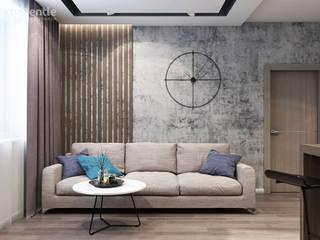 Salas / recibidores de estilo  por MAGENTLE,