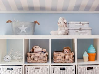 Chambre d'enfant scandinave par This Little Room Scandinave