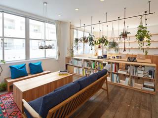 一級建築士事務所 こより Modern style study/office