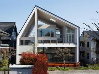 二重屋根の家 オリジナルな 家 の アトリエ慶野正司 ATELIER KEINO SHOJI ARCHITECTS オリジナル