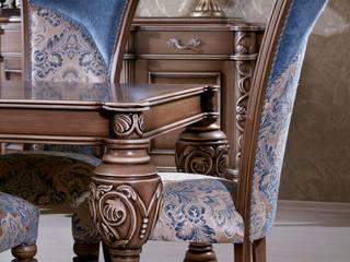 Kapars Mobilya – Angeline Klasik Yemek Odası:  tarz