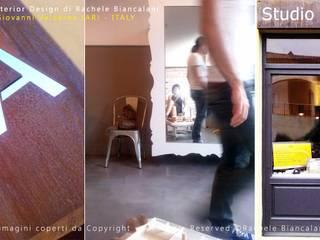 Rachele Biancalani Studio Rachele Biancalani Studio Complesso d'uffici in stile scandinavo Trasparente