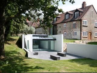 YapanıBul 3D Mimari Modelleme – Garaj Önü Uygulaması: modern tarz , Modern