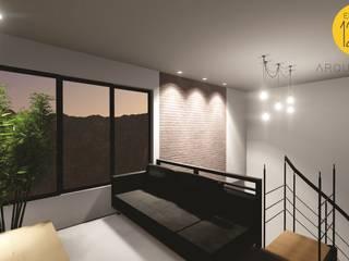 Estúdio 12b Modern Living Room