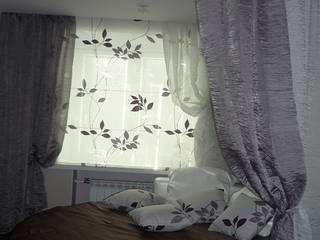 Шторы и текстильный дизайн:  в . Автор – Мастерская дизайна 'Ларчик-Art'