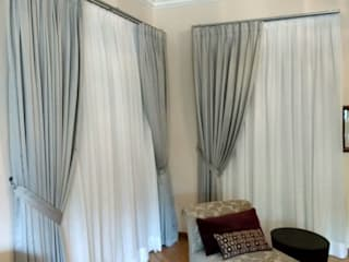 Cortinas:   por Design Cortinas